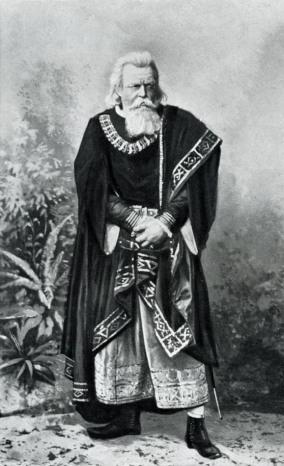 Reszke Edouard dans le Cid